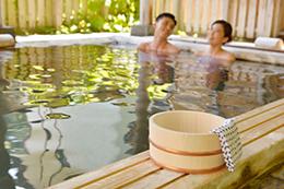 客室の露天風呂イメージ